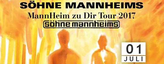 SÖHNE MANNHEIMS am 01.07.2017
