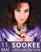 SOOKEE am 11.05.2017 in Dresden, Groove Station