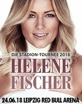 HELENE FISCHER am 24.06.2018 in Leipzig, Red Bull Arena