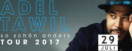 ADEL TAWIL am 29.07.2017