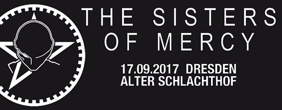 THE SISTERS OF MERCY am 17.09.2017