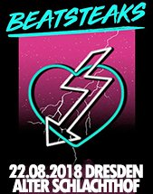 BEATSTEAKS am 22.08.2018 in Dresden, Alter Schlachthof