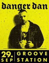 DANGER DAN am 22.09.2018 in Dresden, Groove Station