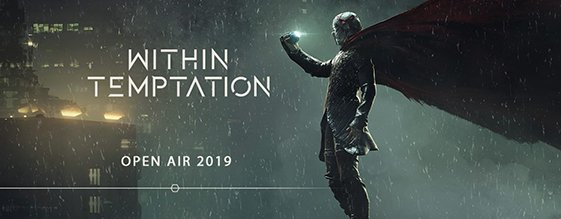 WITHIN TEMPTATION am 09.08.2019