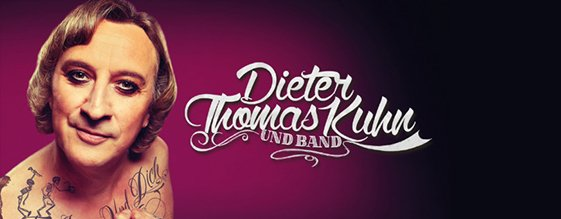 DIETER THOMAS KUHN & BAND am 12.07.2019