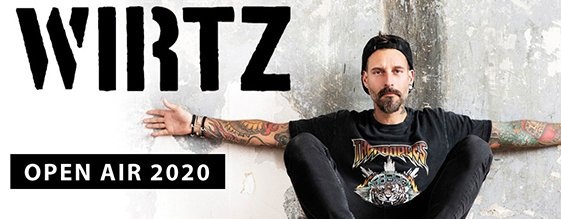 WIRTZ - unplugged am 28.08.2020