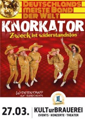 Knorkator Tour 2021