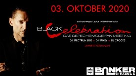 BLACK CELEBRATION - Depeche Mode Fanmeeting