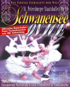 Schwanensee On Ice Dresden