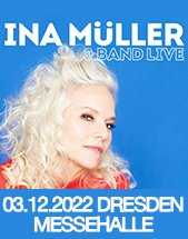 INA MÜLLER & BAND am 03.12.2022 in Dresden, MESSE DRESDEN