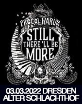 PROCOL HARUM am 03.03.2022 in Dresden, Alter Schlachthof